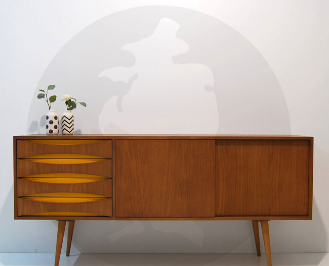 30. 1950s-style midcentury modern sideboard by Moutinho Store