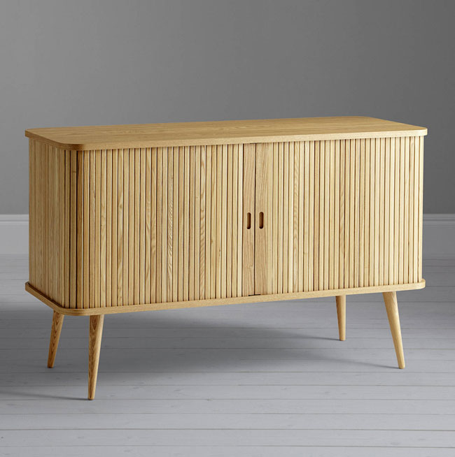 34. Grayson storage sideboard at John Lewis and Partners