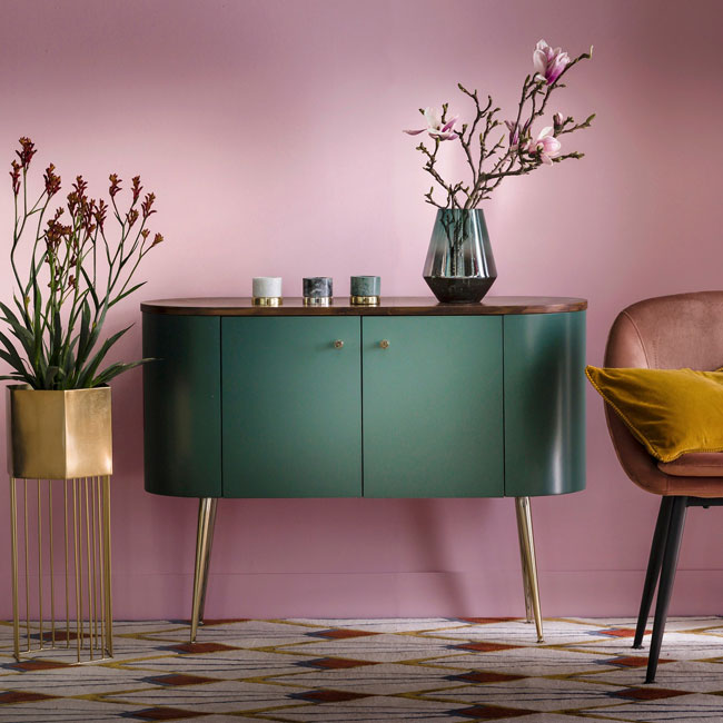43. Topim retro sideboard at La Redoute