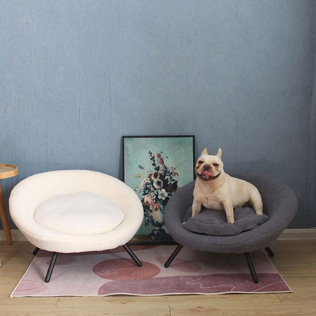 10. Tristan retro dog chair by Archie & Oscar