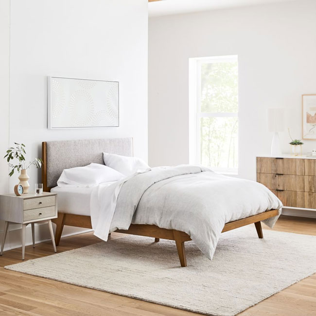 1. The Modern Bed at West Elm