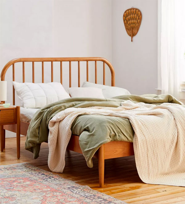 29. Evie bed at Urban Outfitters