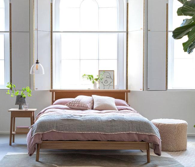 32. Eden bed at Heal's