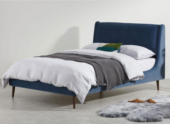 6. Raffety bed at Made