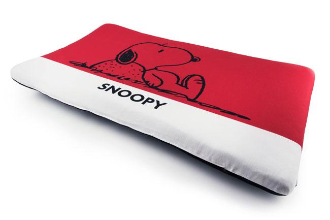 Snoopy cushion by Archie & Oscar