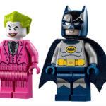 1966 Batman TV Series Batmobile Lego set unveiled