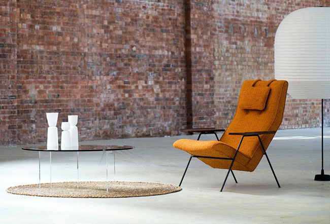 Robin Day 1952 Reclining Chair Anniversary Edition