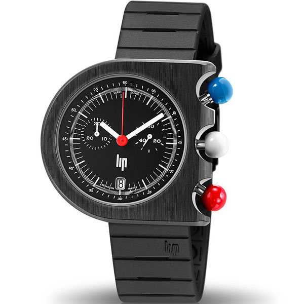 1970s icon: LIP Mach 2000 chronograph watch