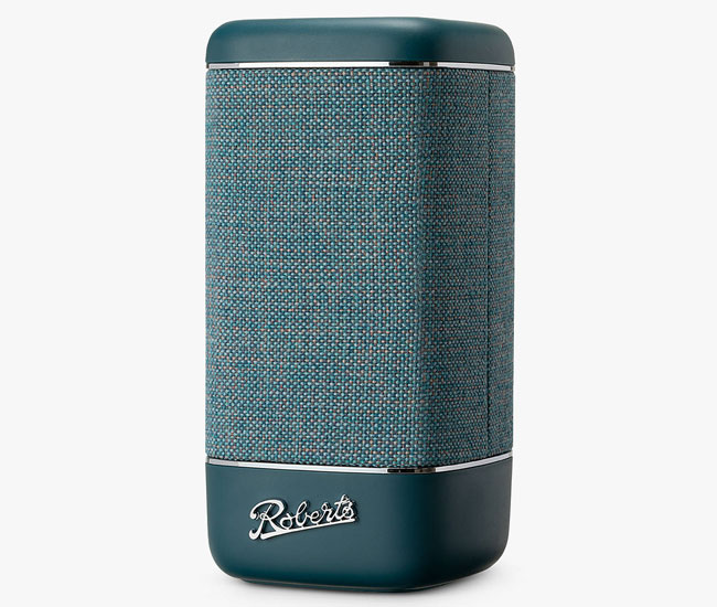 Roberts Beacon vintage-style portable Bluetooth speakers