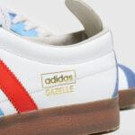 Adidas Gazelle trainers bowling shoe edition