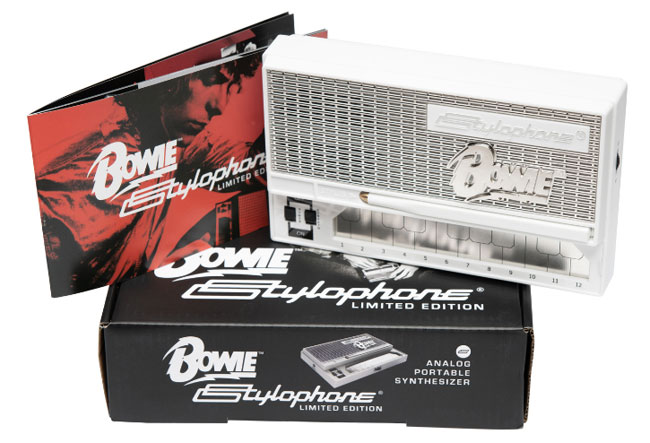 Grab a limited edition Bowie Stylophone
